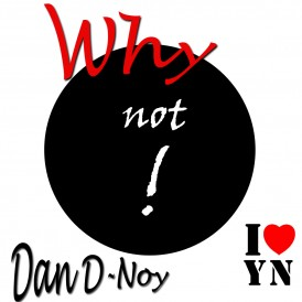 Why Not-Dan D-Noy single copy
